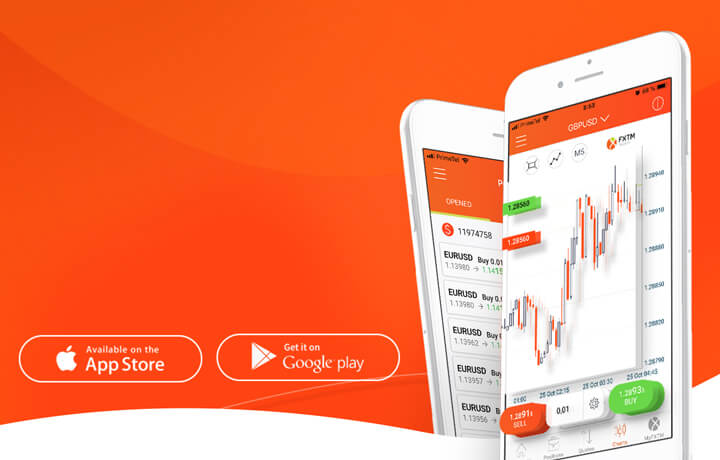 ForexTime Mobile App