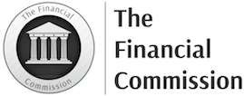 financial commission footer