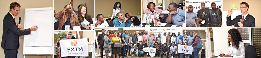 'The Gift of Online Trading' A Hit in Nelspruit