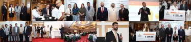 Hussein Sayed heads 'Trade and Learn with FXTM' seminar in Abu Dhabi