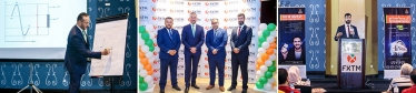 FXTM presents seminar in Cairo with marvelous results