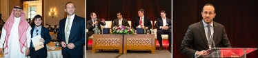 FXTM's Hussein Sayed chairs 8th Global Family Office Investment Summit
