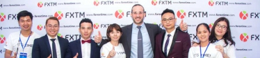 FXTM Partners Triumphs in Vietnam with FXTM Chief Market Strategist's Seminar.
