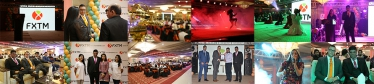 FXTM Partners and associates come together in grand gala in Pakistan