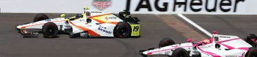 FXTM's Ed Jones Finishes in 3rd at the Iconic Indy 500!