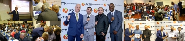 FXTM's Ultimate Trading Formula Seminar and Workshop Hits Johannesburg